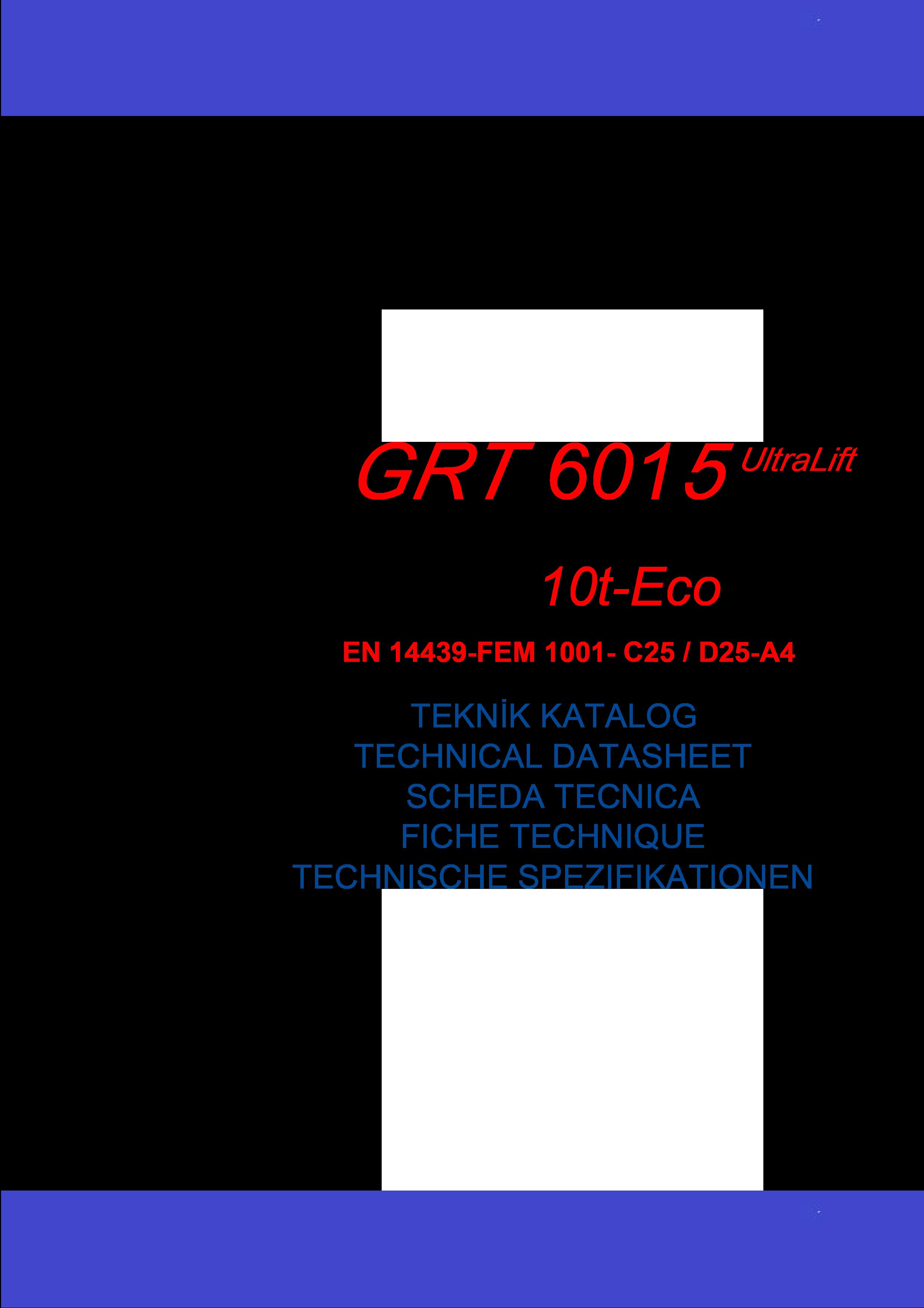 GRT-6015 ECO
